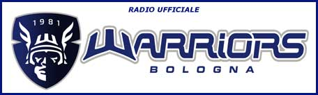 I WARRIORS SU RADIOBOLOGNAUNO
